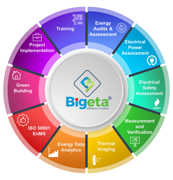 Services offered bu Bigeta Energy Solutions